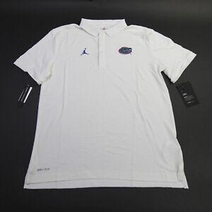 Florida Gators Nike Jordan Polo Men's White New with Tags