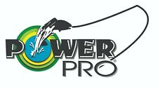 POWER PRO FISHING STICKER DECAL REEL HOOK BAIT TACKLE BOX MECHANIC TOOLBOX USA