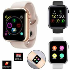 Fashion Women Ladies Smart Watch GSM Phone Wristwatch Fitness Tracker Universal