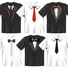 T-Shirts Fun Shirts  zum Junggesellenabschied Geburtstag JGA Smoking Funshirts