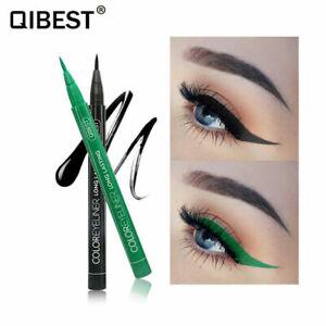 Matte Liquid Eyeliner Waterproof Eye Liner Pen Long Lasting Eye Makeup 12 Color