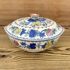 "Vintage Mason's ""Regency"" Ironstone China  Lidded Tureen"