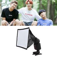 New 15*17cm Portable Softbox Soft Box for Flash Light Speedlite Photo Speedlight