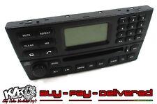 2002 Jaguar X-Type Auto Petrol V6 CD Player Headunit Phone / Radio - KLR