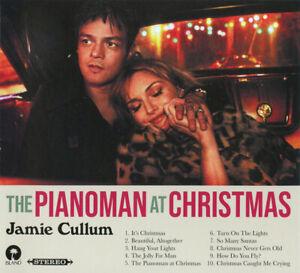 "(92) Jamie Cullum –""The Pianoman At Christmas""-UK Ltd Edition CD 2020-New/Sealed"