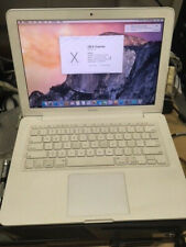Apple MacBook A1342 Mid 2010 LAPTOP Core 2 Duo @2.4GHz 2GB RAM 250GB Yosemite