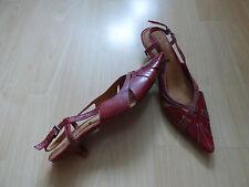 Damen Schuhpaket 4 Paar, Mehrfarbig, Gr. 36, Ralph Lauren, Comma, Bronx, BARRAGE