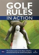 R&A Golf Rules in Action (2012-15 Edition) [DVD], DVD | 5060131311913 | New