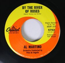 Pop 45 Al Martino - By The River Of Roses / Just Yesterday On Capitol