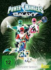 POWER RANGERS - LOST GALAXY TV-Serie DIE KOMPLETTE STAFFEL 7 - 5 DVD Box NEU