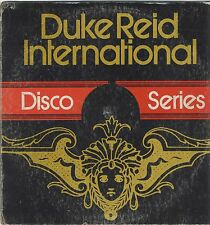 "Ronnie Davis / Jah Berry - Midnight Hour ORIG JA 12"" DUKE REID DON DRUMMOND 1978"
