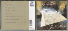 Barry White Sheet Music CD