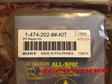 SONY Power Board Repair Kit for 1-474-202-11 APS-254 (official)