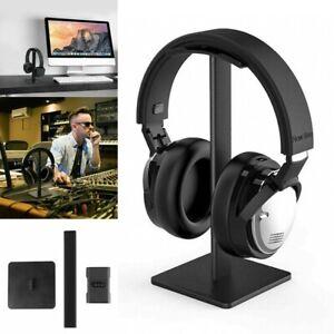 DE Kopfhörerhalter Kopfhörer Ständer Aufsteller Aufhänger Headset Halterung
