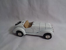 Yatming 1936 White Diecast & Plastic Car - As Is