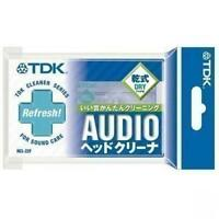TDK HCL-22UF audio head cleaner Japan
