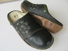 El Naturalista women shoes clogs size 38 Black