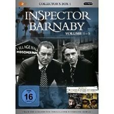 INSPECTOR BARNABY - (VOL. 1-5) COLLECTOR'S BOX 1 21 DVD NEU