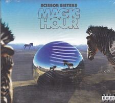 CD ♫ Compact disc «SCISSOR SISTERS ♪ MAGIC HOUR» nuovo sigillato digipack
