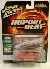1990 '90 HONDA CRX WHITE LIGHTNING CHASE CAR HEAT JOHNNY LIGHTNING DIECAST 2018