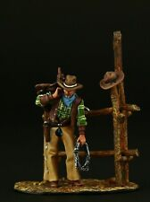 Tin soldier, Collectible, Cowboy 54 mm, Old West