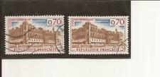 FRANCE- Minor errors on Sainte- Germain- En Laye stamp ( low price)