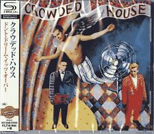 CROWDED HOUSE-S/T-JAPAN SHM-CD D50