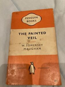 The Painted Veil By W Somerset Maugham Penguin Orange