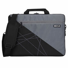 Bestlife BBC-3002B 15.6 laptop brief case online, Topload black low price