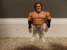 BRUTUS BEEFCAKE wwf SERIES 3 wrestling HASBRO action figure BLUE CARD