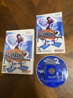 Dance Dance Revolution: Hottest Party (Nintendo Wii, 2007) Complete & Tested