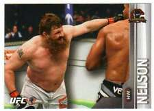 2015 Topps UFC Champions #192 Roy Nelson