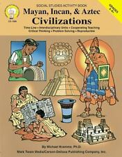 Mayan, Incan and Aztec Civilizations by Michael Kramme (1996, Paperback)