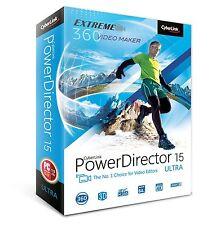 CyberLink PowerDirector 15 Ultra