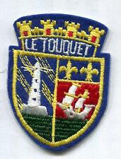 écusson brodé France Le Touquet