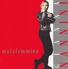 GIANNA NANNINI - CD - MALAFEMMINA