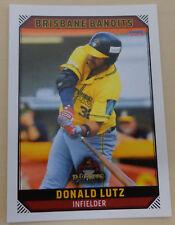 Donald Lutz 2018/19 Australian Baseball League Trading Card - Cincinnati Reds