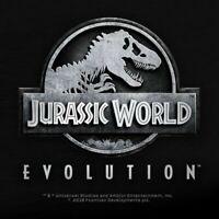 Jurassic World Evolution + Deluxe Dinosaur DLC, Digital Steam Key Email Delivery