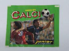 BUSTINA FIGURINE JUNIOR STICKERS  1990-91 CALCIO [BUS-089]