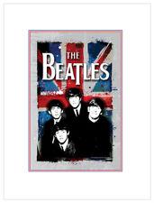 Beatles Fab 4 Poster