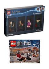 LEGO - Harry Potter Minifigure Collection, 2018 Bricktober TRU Exclusive + 30407