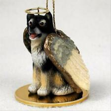 Alaskan Malamute Dog Angel Tiny One Ornament Figurine Statue