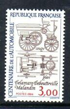 FRANCE MNH 1984 SG2647 CENTENARY OF MOTOR CAR