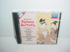 Madama Butterfly Puccini Digital Pipes CD Music