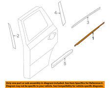 NISSAN OEM 13-16 Pathfinder Rear-Window Sweep Belt Felt Molding Right 828203KA0A