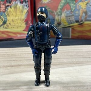 Rare!! GI Joe Vtg Hasbro Figure 1983 Cobra Soldier!!
