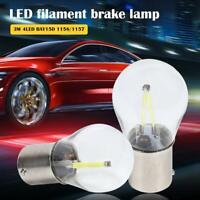 1156 BA15S LED Auto Rücklicht Blinker Birne Lampe Bremslicht 12-24V DC IP67