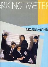 PARKING METERS cross my heart 12INCH 33 RPM  BELGIUM