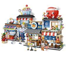 2Pcs Loz Mini Blocks Kids Building Toys Teens Puzzle Snack Bar Girls Gift No Box