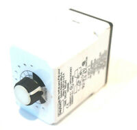 USED DAYTON 5Z560N TIME DELAY RELAY